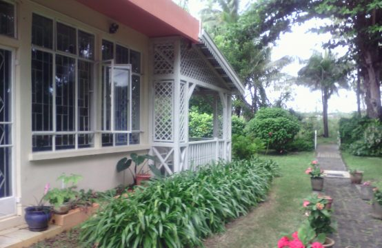 Well maintained house
