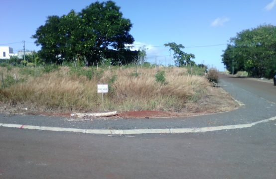 Acquire a nice plot of land